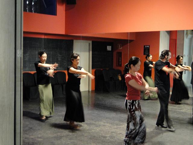 Flamenco dancing tours in Andalucia