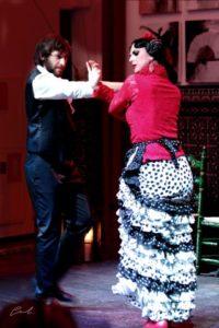 Flamenco dance tours in Andalucia