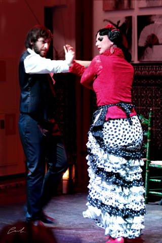 Flamenco dance tours in Andalucia