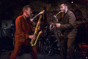 Jazz in Barcelona