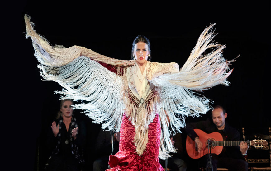 Flamenco dancing is good for your health