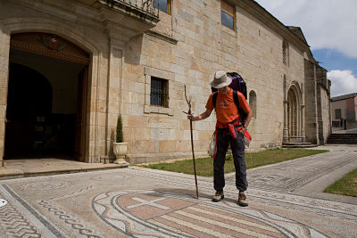 Camino de Santiago. Walking, Music, Food.