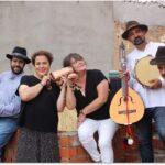 Virtual Traveling to Folk Music in Spain