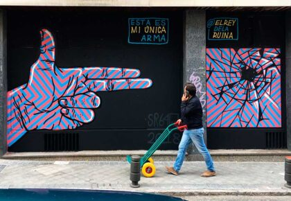 3 Facts about the Graffiti Art in Madrid